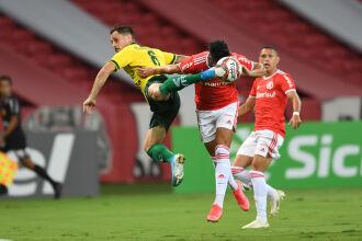 Jogo disputado no Beira-Rio Foto-Ricardo Fuarte-SCI