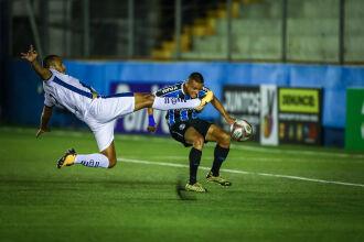 Empate no Estádio Francisco Novelletto - Foto – Lucas Uebel-GFBPA