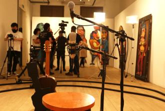 Projeto Música Autoral dá destaque ao trabalho de artistas da região (Foto: Bruna Scheifler/Divulgação)