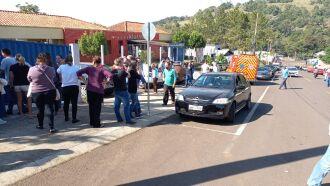 Tragédia ocorreu na escola municipal Escola Pró-Infância Aquarela (Foto: Divulgação/ON)