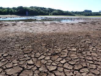 Chuva não deve ser sinônimo de solução para o problema de falta de água na região (Foto: Luciano Breitkreitz/ON)