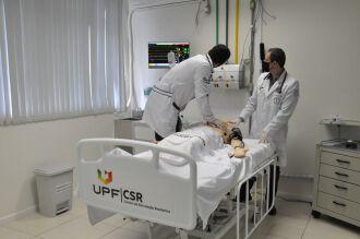 As inscrições para o Vestibular de Inverno UPF iniciam no dia 26 de maio para todos os cursos (Foto: Divulgação)