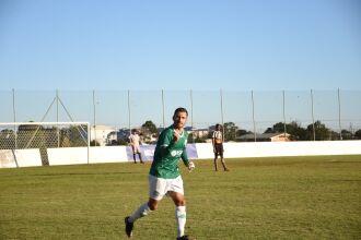 Maurício marcou os dois gols do Gaúcho (Foto – Alex Borgmann – SCG)