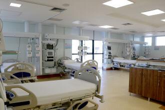 Pacientes aguardam leitos de UTI Covid na Instituição (Foto: Arquivo/Divulgação/HSVP)