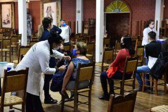A vacinação será realizada no CTG Lalau Miranda, das 8h às 16h (Foto: Divulgação/PMPF)