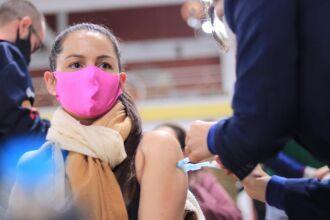 Mais de 66 mil pessoas já foram vacinadas em Passo Fundo (Foto: Divulgação/PMPF)