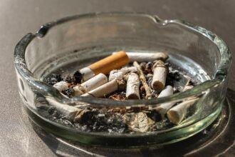 161 mil pessoas morreram em decorrência do consumo de tabaco no Brasil em 2020 (Foto: Daniele Fotia/Unsplash)