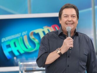 O apresentador está de saída da TV Globo marcada para o final do ano (Foto: TV Globo/Divulgação)