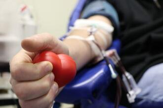 Mais que um gesto solidário, doar sangue salva vidas (Foto: Assessoria de Imprensa HSVP/Caroline Silvestro)