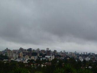 A possibilidade de chuvas isoladas permanece no domingo (Foto: Arquivo/ON)