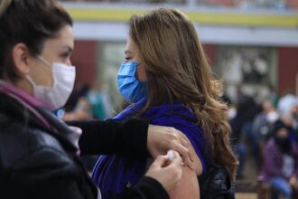 A vacinação será realizada no CTG Lalau Miranda (Foto: Divulgação/PMPF)