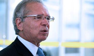 Ministro se reuniu com empresário na Fiesp, em São Paulo (Foto: Edu Andrade/Ascom/ME)