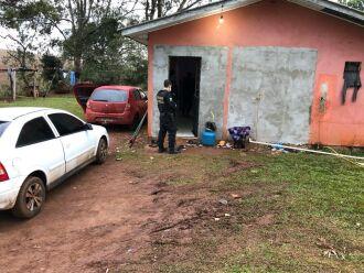 Operação busca por armas e elementos de prova (Foto: Divulgação/Polícia Federal)