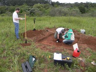Território do Rio Grande do Sul apresenta um histórico de ocupação humana de quase 13 mil anos, diz arqueólogo (Foto: Arquivo pessoal/Divulgação)
