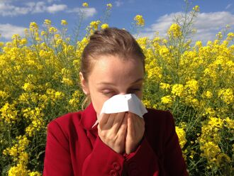 Geralmente, as alergias são doenças causadas pela história familiar, exposição aos alérgenos e estilo de vida (Foto – Pixabay)