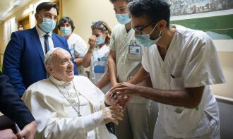 Foto: Vatican Media/Via Reuters/Agência Brasil