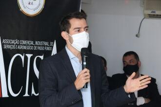 Proposta foi apresentada pelo secretário Extraordinário de Parcerias do RS, Leonardo Busatto (Foto: Daltro Mattos)