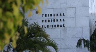 A nota é assinada pelo Presidente do TRE-RS (Foto: Divulgação)