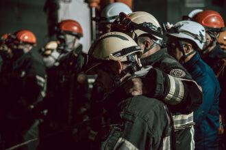 As buscas duraram uma semana pelo bombeiros desaparecidos (Foto: Rodrigo Ziebell/GVG)