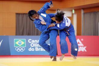13 judocas representam o país em Tóquio 2020 (Divulgação/COB)