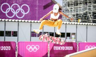 12 brasileiros vão competir no skate (Foto: Divulgação/COB)
