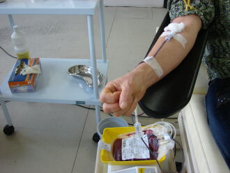 As doações são necessárias para reestabelecer os estoques (Foto: Arquivo/ON)