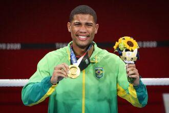 Esta é a melhor campanha do boxe brasileiros nas Olímpiadas (Foto: Wander Roberto/COB)