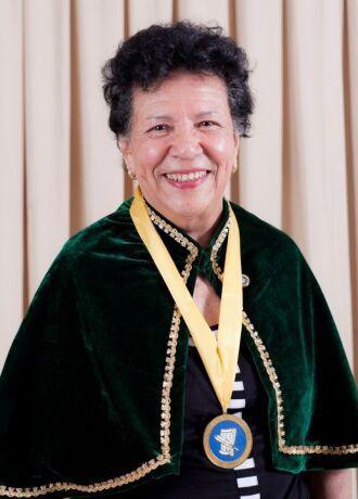 Educadora atuou em diversas escolas e entidades de Passo Fundo (Foto: Arquivo/Academia Passo-Fundense de Letras)