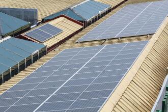 Usina Solar na AMRIGS (Foto-Marcelo Matusiak/Divulgação)
