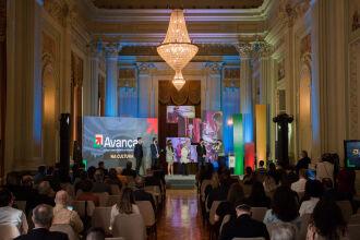 O lançamento foi realizado hoje (18) no Palácio do Piratini (Foto: Felipe Dalla Valle / Palácio Piratini)