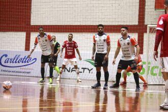 Jogo foi no Caldeirão do Galo - Foto-Natiele Torres/Atlântico Futsal
