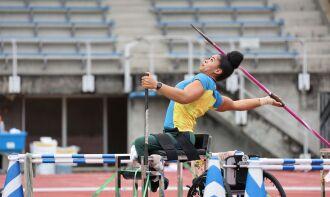 Foto: Takuma Matsushita/Comitê Paralímpico Brasileiro