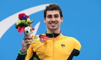 O brasileiro já havia conquistado dois bronzes (Foto: Miriam Jeske/CPB)
