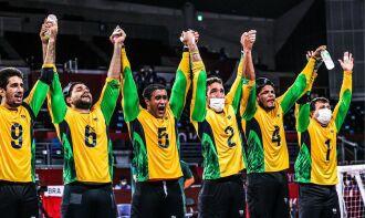 Na coleção de medalhas do Brasil, só faltava oouro paralímpico (Foto: Reprodução Twitter/CPB)