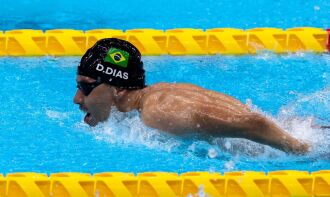 Com 27 medalhas paralímpicas na carreira, Daniel Dias se despediu das competições na última quarta-feira (Foto: Miriam Jeske/CPB)