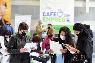 A primeira edição resultou na contratação de 150 pessoas (Foto: Arquivo/Divulgação PMPF)