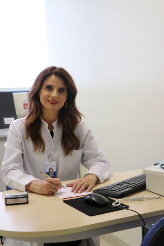 Dra. Cristiane da S. Rodrigues de Araújo (Foto – Divulgação-HSVP)