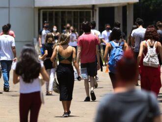 A nota do ENEM deve ser utilizada para ingresso no ensino superior (Foto: Marcello Casal Jr/Agência Brasil)