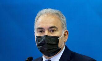 O ministro da Saúde permanece em Nova York em isolamento (Foto: Wilson Dias/Arquivo Agência Brasil)
