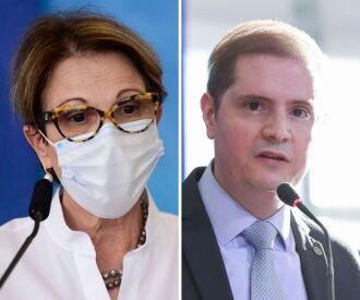 Ambos cancelaram suas agendas (Fotos: Agência Brasil e PR)