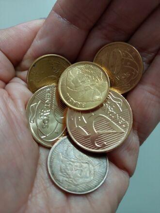 O objetivo da iniciativa era ampliar a arrecadação de troco (Foto: Divulgação/ON)