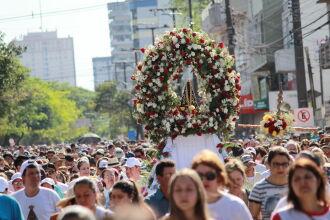 A peregrinação não será realizada neste ano (Foto: Divulgação/Arquidiocese de Passo Fundo)