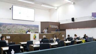 Sessão Plenária Ordinária deu vários encaminhamentos (Foto: Comunicação Digital/CMPF)