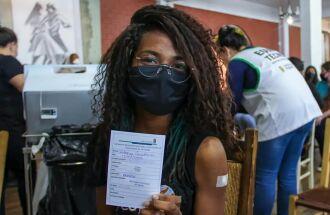 A vacinação será realizada no CTG Lalau Miranda, das 14h às 19h (Foto: Divulgação/PMPF)