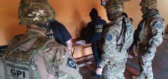 A investigação apurou que a organização atua desde 2012 (Foto: Divulgação/Polícia Federal)
