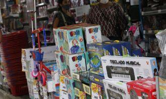 Cerca de 15% das reclamações que chegam ao Inmetro são referentes a brinquedos (Foto: Fernando Frazão/Agência Brasil)