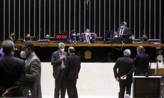 Proposta foi aprovada por 392 votos a favor, 71 contra e 2 abstenções (Foto: Cleia Viana/Câmara dos Deputados)