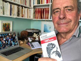 Pierre-Yves Maillard traduzirá a obra de Josué Guimarães para o Francês. Foto: Divulgação/UPF