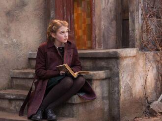 A Menina Que Roubava Livros está em cartaz na Sala 2 do Bourbon!