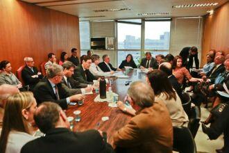 Grupo técnico, formado por lideranças dos dois setores, irão avaliar questões levantadas durante as negociações